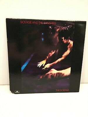 Siouxsie Nd The Banshees The Scream Pd-1-6207 Polydor Record Vinyl Lp • 14.31£