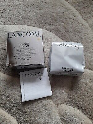 Lancome Miracle Cushion Fluid Foundation Compact Refill 14g 420 BISQUE N • 9.99£