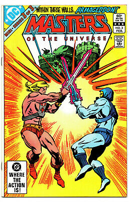 $20.64 • Buy Masters Of The Universe 3 - Skeletor App (bronze Age 1982) - 8.0
