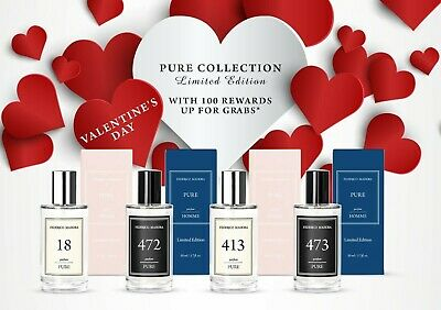 LIMITED EDITION - FM Pure Perfume 18, 20, 413, 457, 472, 473 • 11.50£