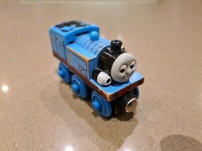 £8 • Buy Learning Curve Thomas & Friends Wooden Magnetic Train Like Brio New Batteries