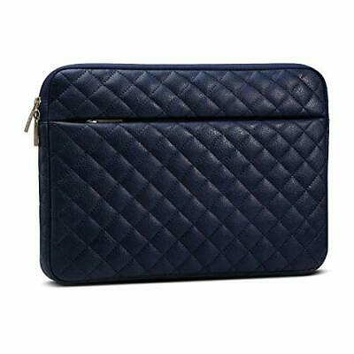 £19.50 • Buy Laptop Sleeve 15.6 Inch, PU Diamond Shaped Notebook Protective Bag Strong