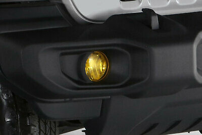 $48.24 • Buy GTS GT041FY Transparent Yellow Fog Light Covers For 2005-2009 Mustang GT