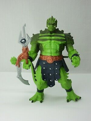 $32.50 • Buy MOTU,WHIPLASH,200x,figure,100% Complete,Masters Of The Universe,He Man
