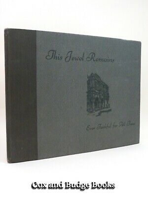 £36 • Buy THIS JEWEL REMAINS The Exeter Baedeker Raid Of May 1942 1st HB 1947 BLITZ WW2