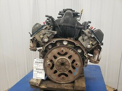 $850 • Buy 2003 JEEP LIBERTY 3.7 Engine Motor Assembly 142089 Miles No Core Charge