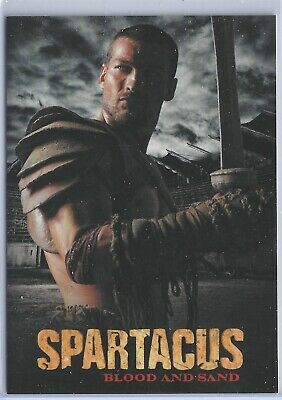 £1.45 • Buy Spartacus Blood And Sand P1 Promo Card Andy Whitfield Rittenhouse SFC