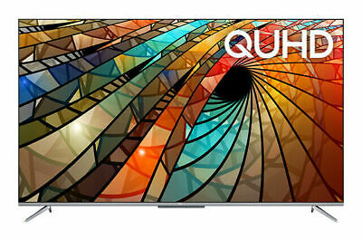 AU549 • Buy TCL 50P715 50 INCH 4K QUHD LED Smart Android TV NETFLIX DOLBY AUDIO Freeview Plu