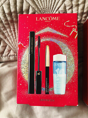 Lancome Definicils Mascara,eye Pencil & Bi-facil Remover Christmas 2020 Gift Set • 21£