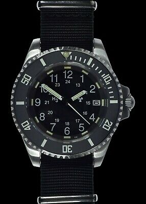 $ CDN424.60 • Buy MWC Military Diver Automatic NH35 Tritium Watch