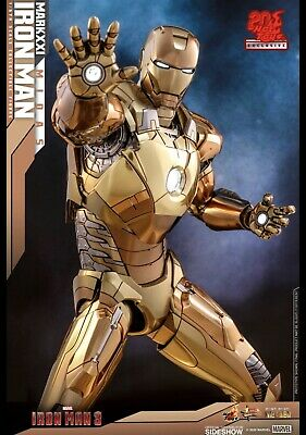 $ CDN846.39 • Buy IRON MAN MARK XXI Midas 1:6 Hot Toys 2020 Exclusive 1:6 Diecast * IN STOCK *