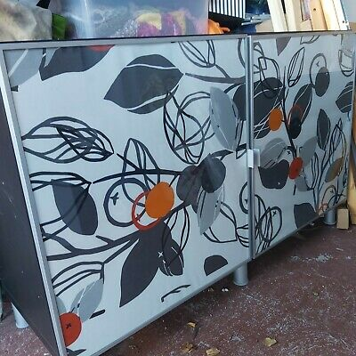 IKEA Besta Sideboard TV Stand Customisable Doors Rare Discontinued  • 75£