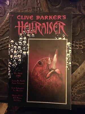 Clive Bakers Hellraiser • 7.50£