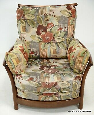 Ercol Renaissance Armchair Finish FREE Nationwide Delivery • 367£