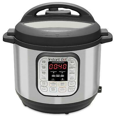 $ CDN175.28 • Buy Instant Pot Duo Evo Plus 8 Quart Multi-Use Pressure Cooker 57