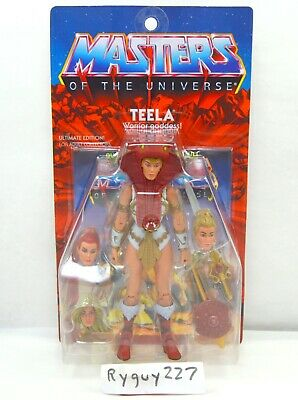 $250 • Buy MOTUC, Teela, Masters Of The Universe Classics, Super7 Ultimates, MOC, Figure