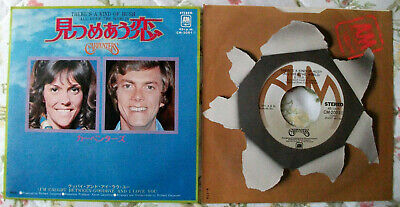£4.99 • Buy Carpenters `there`s A Kind Of Hush` / `caught Between` Japan Press Cm-2001