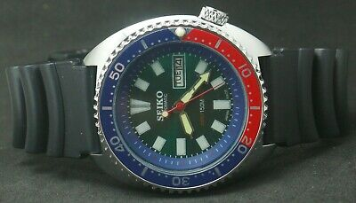 $ CDN125.52 • Buy Vintage Seiko Diver's 17 Jewels Automatic *Turning Bezel* Japan Made Men's Watch