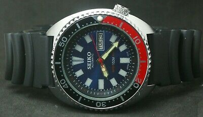 $ CDN126.06 • Buy Vintage Seiko Diver's 17 Jewels Automatic *Turning Bezel* Japan Made Men's Watch