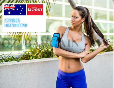 AU9.99 • Buy Armband Arm Bag Sports Running Gym Cycling Phone Running Waterproof Universal