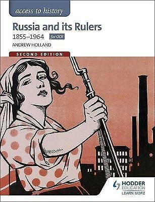 Access To History: Russia And Its Rulers 1855-1964 For OCR Second Edition By... • 5.75£
