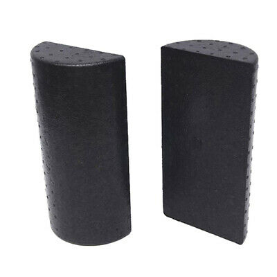 AU12.93 • Buy Soft Half-Round Foam Yoga Column Fitness Tools Physio Massage Pilates Roller