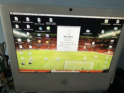 Apple IMac 4.1 2006 With Keyboard And Apple Mouse • 100£