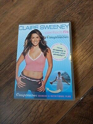 Claire Sweeney - Perfect Fit With Weight Watchers (DVD, 2007) • 2£