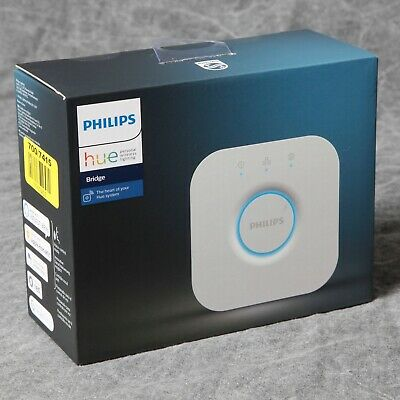 AU54.18 • Buy Brand New & Boxed Philips Hue Bridge Wireless Lighting Controller