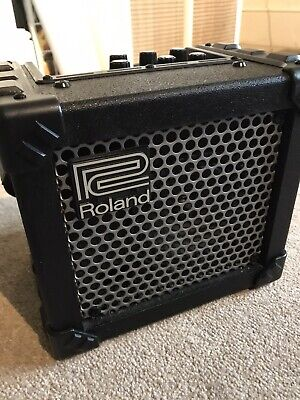 AU46.18 • Buy Roland Micro Cube Guitar Amplifier