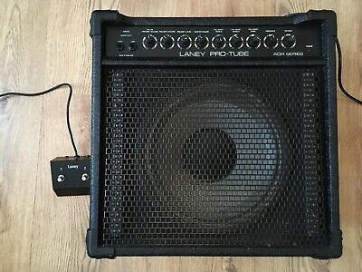 Laney Pro-tube AOR 30Watts ALL-Valve Tube Guitar Amplifier, Footswitch Included • 299£