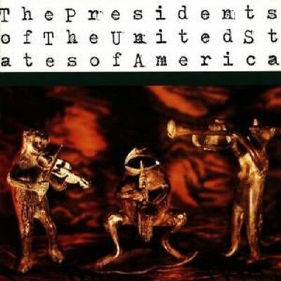 The Presidents Of The United States Of America (CD) • 5£