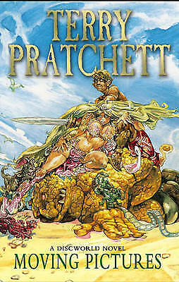£8.96 • Buy Moving Pictures: (Discworld Novel 10) By Terry Pratchett (Paperback, 1991)