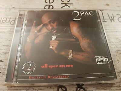 2Pac All Eyez On Me Cd Rap Hip Hop Album • 1.99£