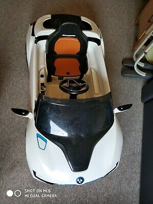 BMW I8 Concept Ride On Kids Car/ FREE DELIVERY In Any Barnet Post Code • 55£