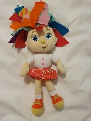£7.50 • Buy EVERYTHING'S ROSIE SOFT TOY DOLL Cbeebies