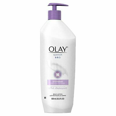 AU37.03 • Buy Olay Quench Shimmer Luminous Minerals Body Lotion 20.2 Oz