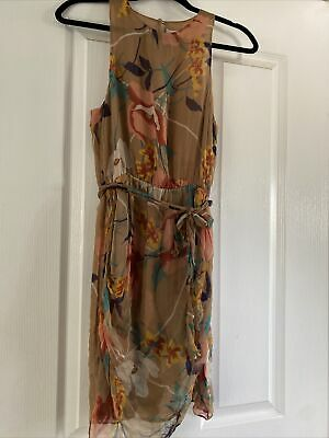 AU20 • Buy Zimmermann Floral Silk Dress Size 0