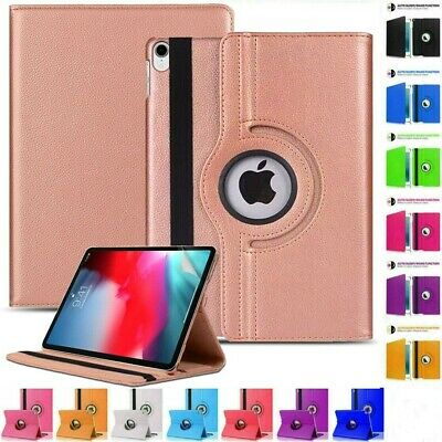 """£5.85 • Buy For Apple IPad 8th Generation 10.2"""" (2020) 360 Rotating Leather Smart Case Cover"""