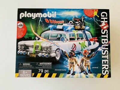 PLAYMOBIL 9220 Ghostbusters Ecto-1 Vehicle With Light & Sounds • 44.99£