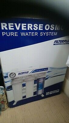 Window Cleaning Equipment/REVERSE OSMOSIS Pure WATER System 600-GPD F • 169£