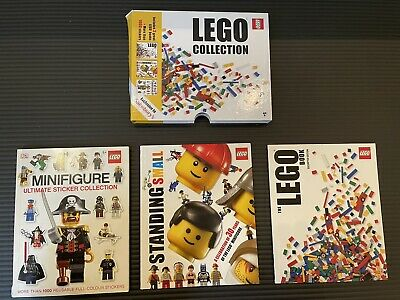 2011 Lego 3 Books Set Collection The Standing Small Collectable • 5.99£
