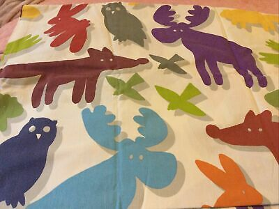 Ikea Animal Single Duvet Cover And Pillowcase • 6£