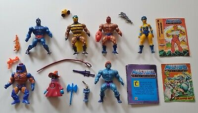 $42.32 • Buy Masters Of The Universe Vintage Loose Figures Faker Orko Buzz Off 1980s Job Lot