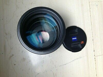 AU1332.64 • Buy Sony Carl Zeiss Sonnar T* 135mm F/1.8 ZA, A Mount Lens Or Mirrorless Adapted