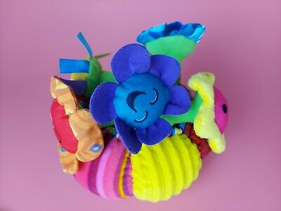 Lamaze Flower Chime Garden Plush Base Music, Sounds, Lights By Tomy. Pre-owned  • 14.86£