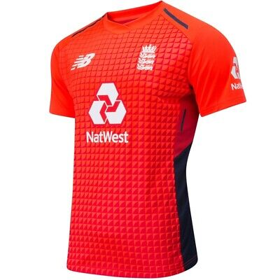 England T20 Cricket Shirt Size Medium NEW • 31.51£