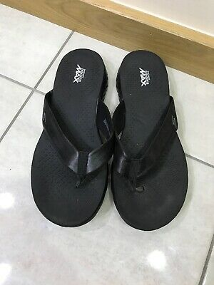 Skechers, Black Sliders , Fitflops , Ladies, Size Uk 7 • 18£