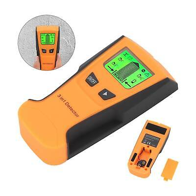 £12.79 • Buy Metal Wood Studs Electric Detector AC Voltage Live Wire Detect Wall Scanner