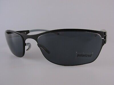 Ic! Berlin Sunglasses Mod Kevin NOS Men's Medium Made In Germany • 49£